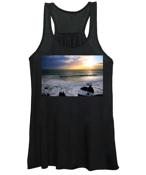 Ocean Sunset 84 Women's Tank Top