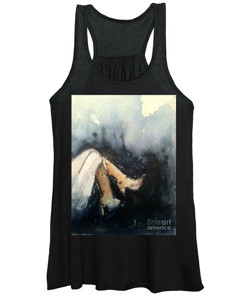 Off To The Rodeo Women's Tank Top