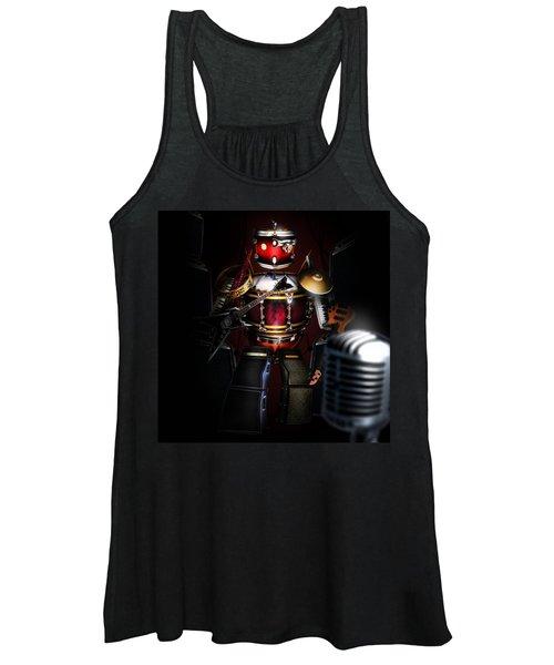 One Man Band Women's Tank Top
