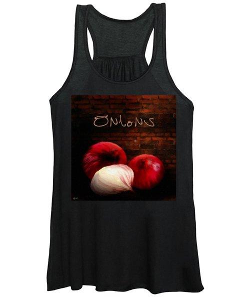 Onions II Women's Tank Top