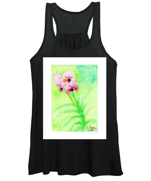 Orchids Women's Tank Top