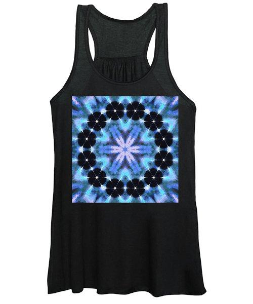 Painted Cymatics 108.00hz Women's Tank Top