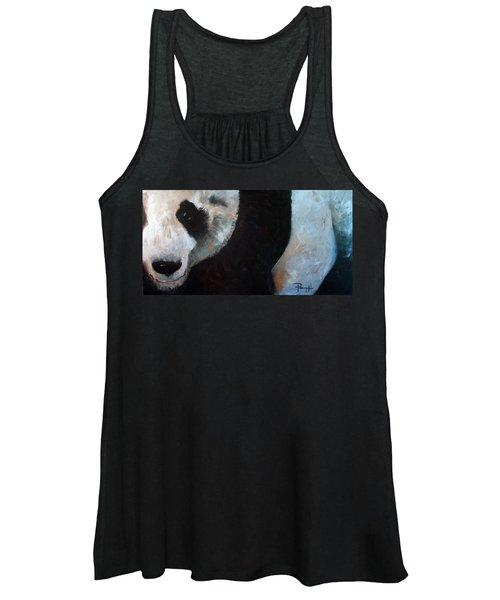 Panda Women's Tank Top
