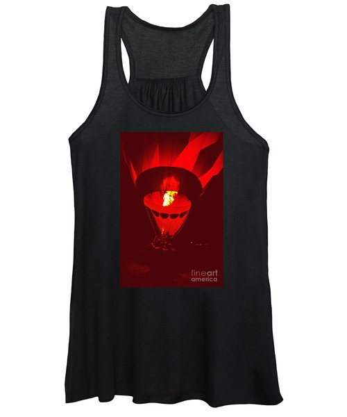 Passion's Flame Women's Tank Top