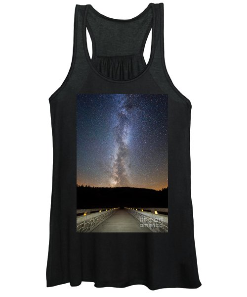 Path To Our Galaxy   Women's Tank Top