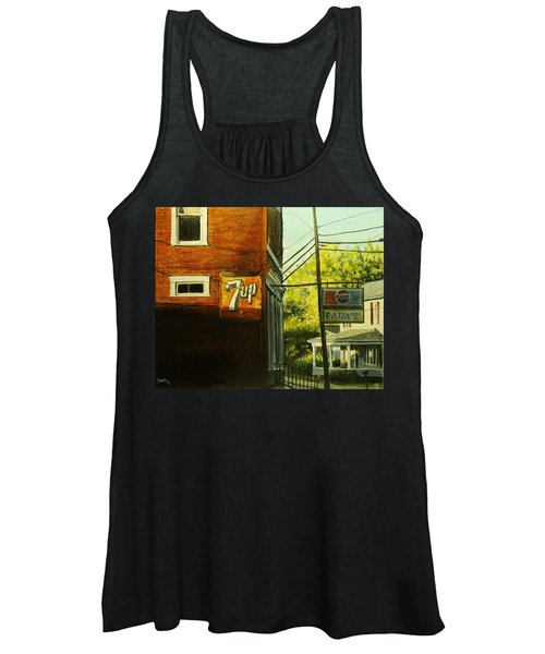 Pattsy's Women's Tank Top