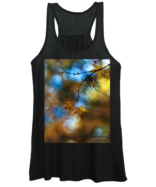 Pearlescent Acers Women's Tank Top