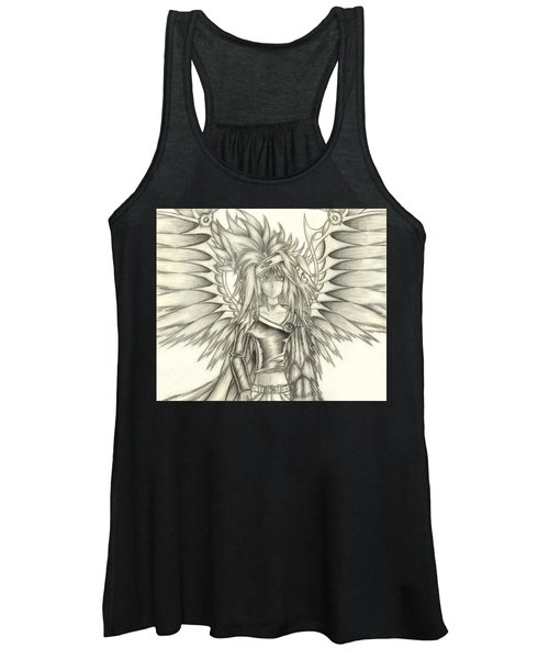 Pelusis God Of Law And Order Women's Tank Top
