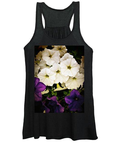 Petunias Women's Tank Top