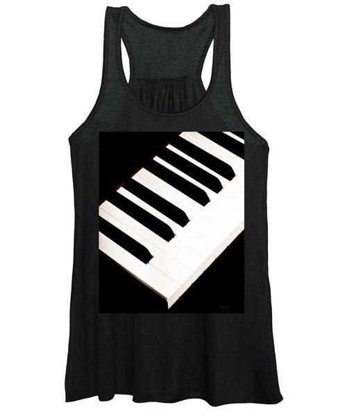 Piano Women's Tank Top