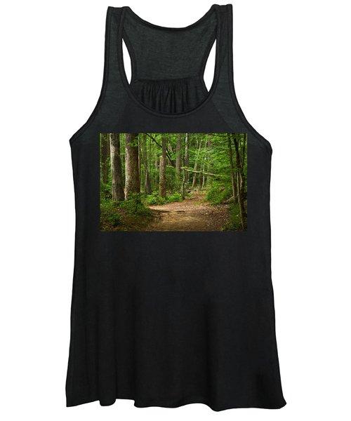Pinewood Path Women's Tank Top