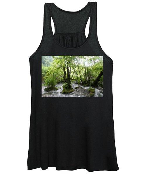 Plitvice Lakes Women's Tank Top