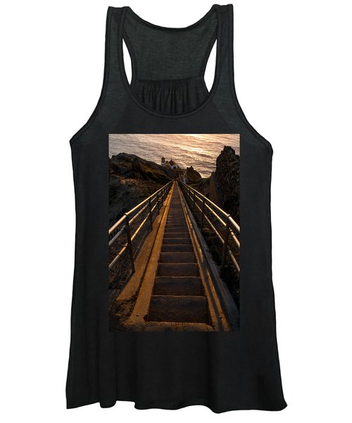 Point Reyes Lighthouse Staircase Women's Tank Top