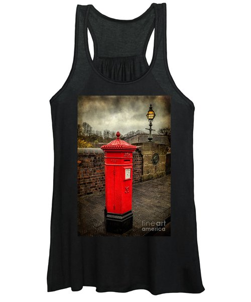 Post Box V2 Women's Tank Top