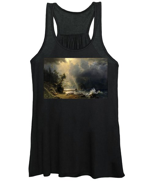 Puget Sound On The Pacific Coast Women's Tank Top