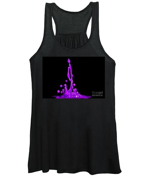 Purple Nurple Women's Tank Top