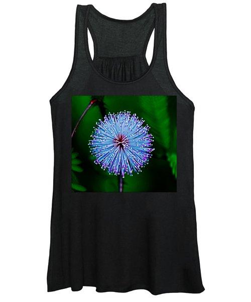 Rainforest Flower Women's Tank Top