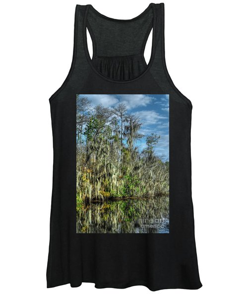 Reflectionist Women's Tank Top