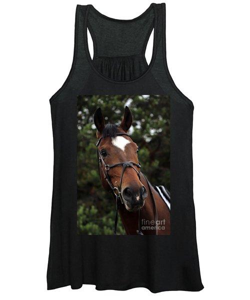 Regal Horse Women's Tank Top