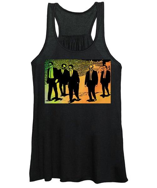 Reservoir Dogs Women's Tank Top