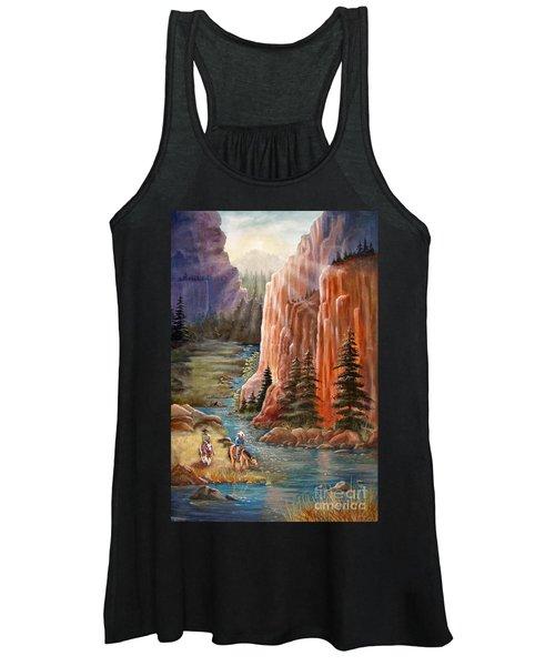 Rim Canyon Ride Women's Tank Top