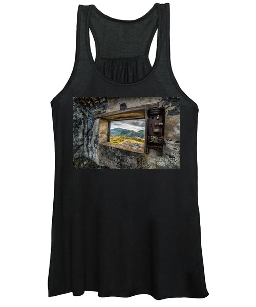 Ruin With A View  Women's Tank Top
