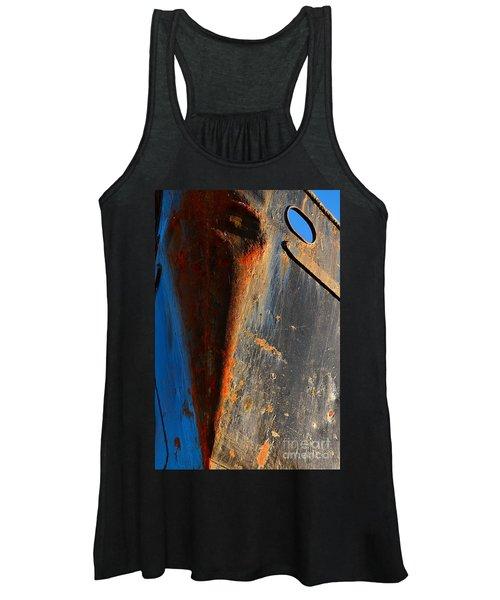 Rusty Vee Women's Tank Top