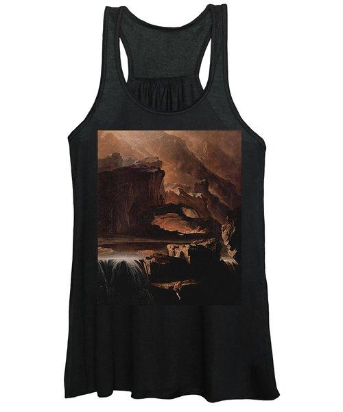 Sadak And The Waters Of Oblivion  Women's Tank Top