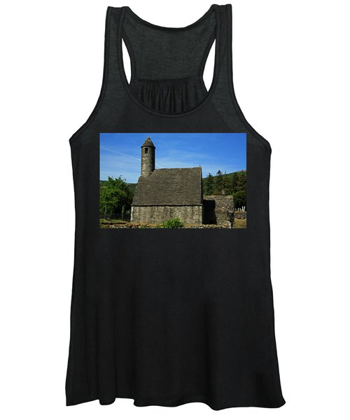 Saint Kevin's Church Women's Tank Top