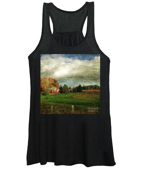 Sauvie Island Farm Women's Tank Top