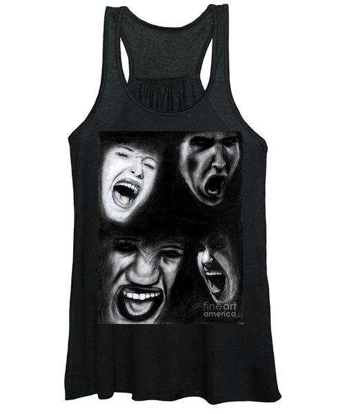 Scream Women's Tank Top