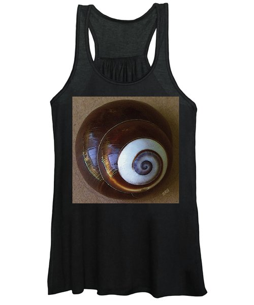Seashells Spectacular No 26 Women's Tank Top