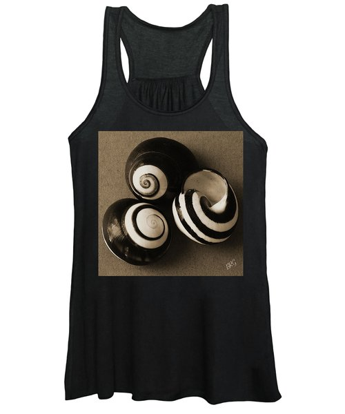 Seashells Spectacular No 27 Women's Tank Top