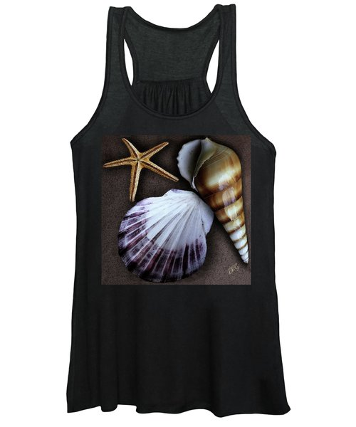 Seashells Spectacular No 37 Women's Tank Top