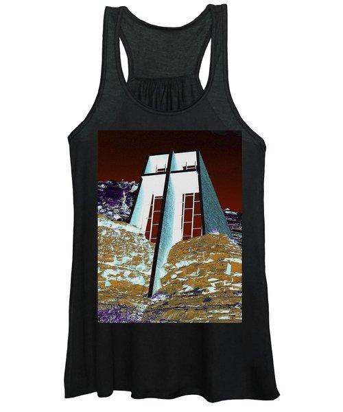 Sedona Rock Church Women's Tank Top