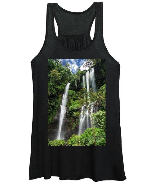 Sekumpul Waterfall Women's Tank Top