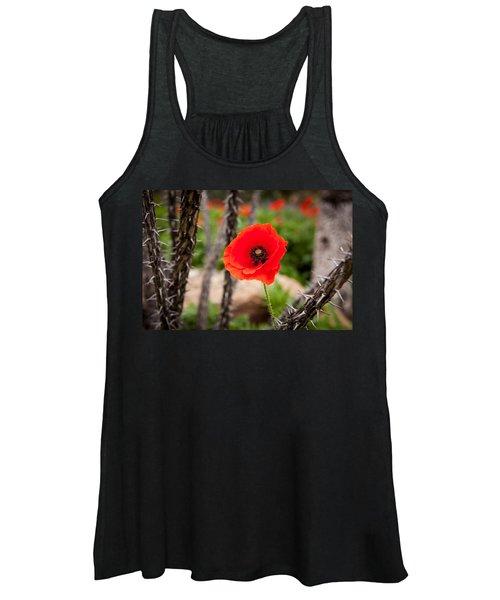 Sharp And Soft Women's Tank Top