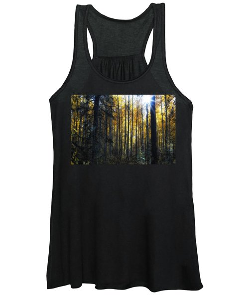 Shining Through Women's Tank Top
