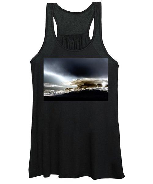 Shrouded Oquirrh Women's Tank Top
