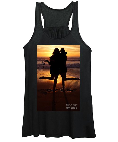 Sister Sunset Women's Tank Top