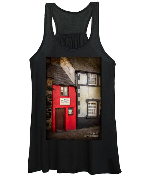 Smallest House Women's Tank Top