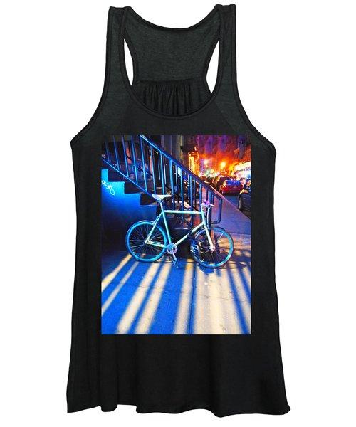 Soho Bicycle  Women's Tank Top