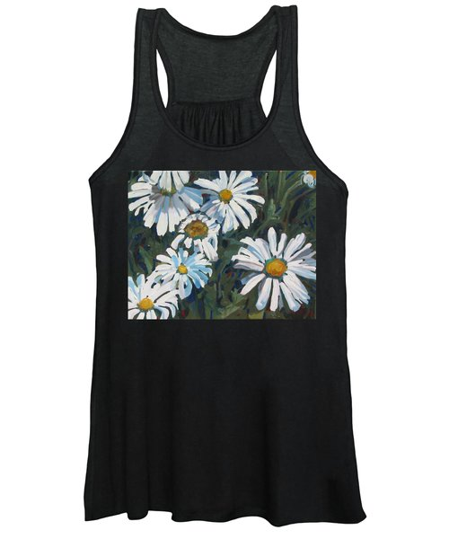 Some Are Daisies Women's Tank Top
