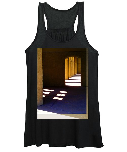 Spanish Arches Light Shadow Women's Tank Top