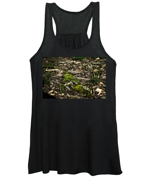 Spring Moss Women's Tank Top