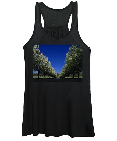 Spring Tunnel Women's Tank Top