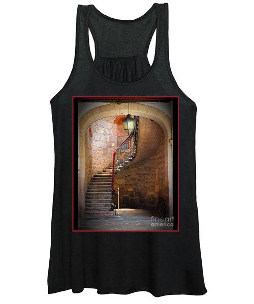 Stairway Of Light Women's Tank Top