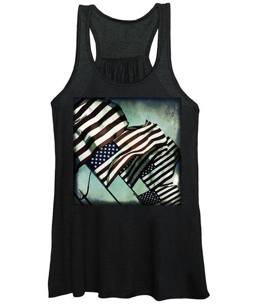 Stars N  Stripes Women's Tank Top