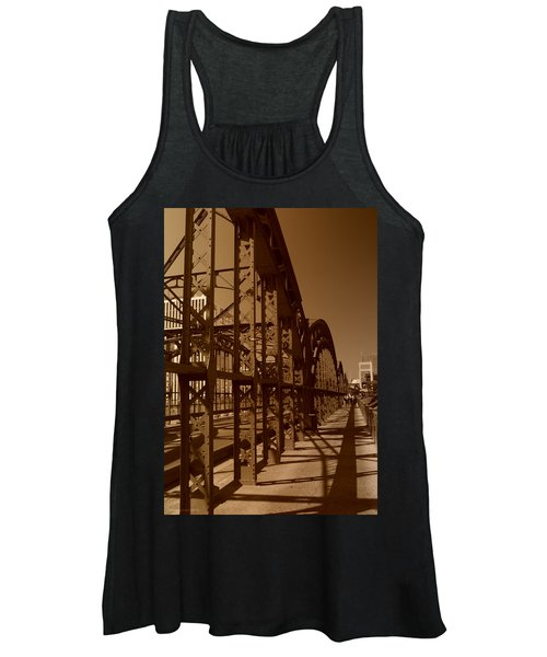 Steel Shadows Women's Tank Top