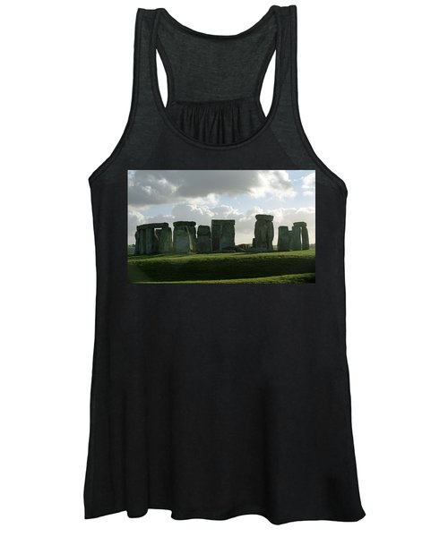 Stonehenge Women's Tank Top